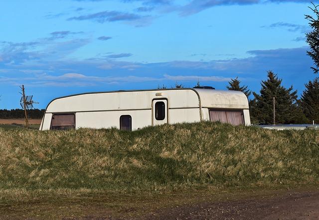 Used-caravans